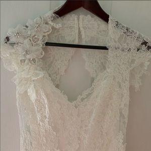 Wedding dress allure bride